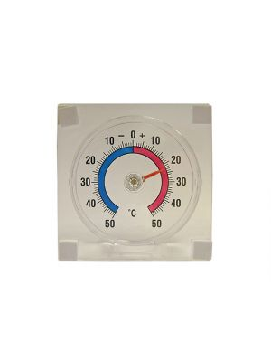 Thermometer Stick On-window