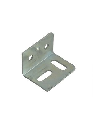 Stretcher Plates Zinc Plated 38mm Pack of 10