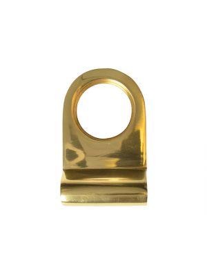 Cylinder Pull - Brass Finish