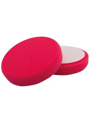 Red Super Soft Finishing Pad 150mm