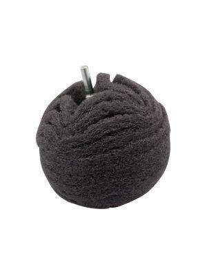 Scruff Ball 75mm / 3in Grey Ultra Fine