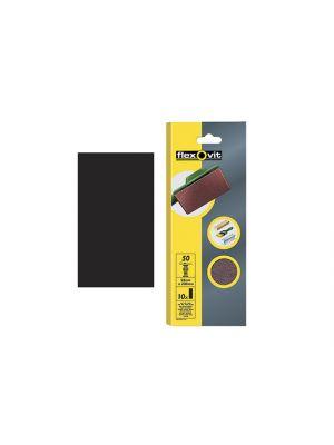 1/2 Sanding Sheets Orbital Plain Fine 120 Grit (Pack of 10)