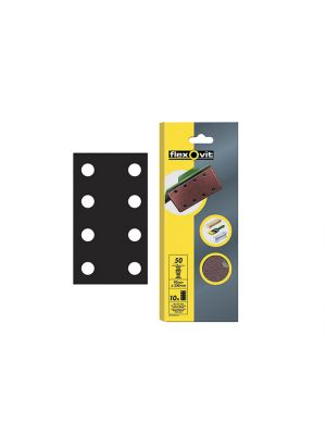 1/3 Sanding Sheets Perforated Coarse Grit (Pack of 10)