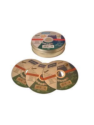 Multi-Purpose Cutting Discs 115 x 22mm (Pack of 10)