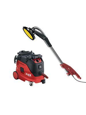 GE 5 + TB-L Giraffe® Sander 500W 110V & VCE 33 M AC Vacuum Cleaner 1400W 110V