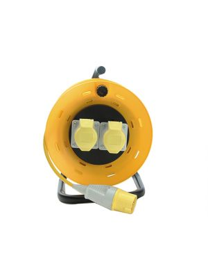 Cable Reel 25m 16 amp 1.5mm Cable 110V