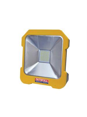 SMD LED Task Light with Power Take Off 20W 110V