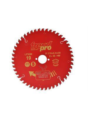 Pro Portable Saw Blade 216 x 30mm x 48T