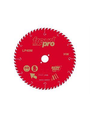 Pro Cross Cutting Saw Blade 190 x 30mm x 40T