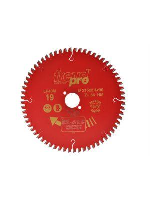 Pro Cross Cutting Saw Blade 216 x 30mm x 64T
