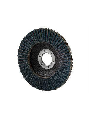 DIY Zirconium Flap Disc 115 x 22mm - 80 grit Fine