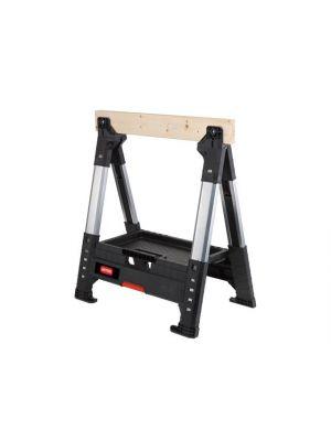 Lumberjack™ Adjustable Single Sawhorse