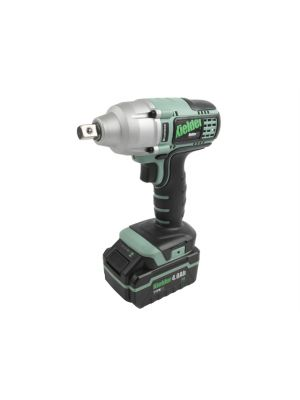 KWT-002-04 1/2in Impact Wrench 18V 2 x 4.0Ah Li-Ion