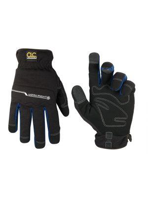 Workright Winter Flex Grip®  Gloves (Lined) - Large