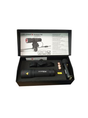 P7 Professional Torch With Pressure Switch & Gun Mount