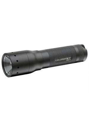 M7R Multi Function Rechargable Torch Black