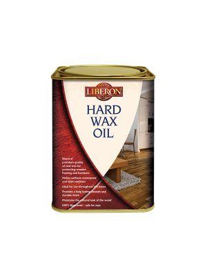 Hard Wax Oil Clear Matt 1 Litre