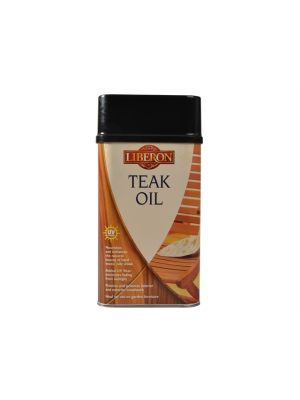 Teak Oil with UV Filters 1 Litre