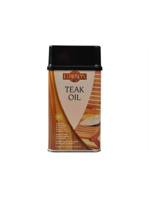 Teak Oil with UV Filters 500ml