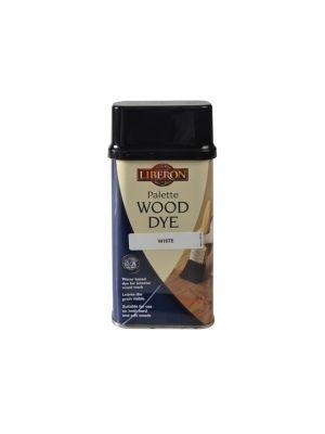 Palette Wood Dye White 250ml