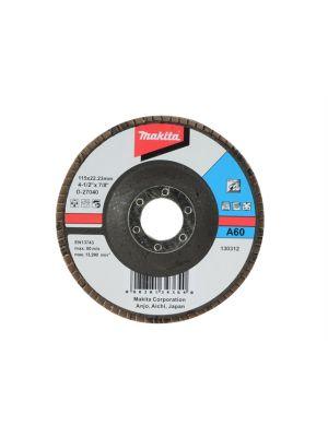 D-27040 Flap Disc 115mm 60 Grit