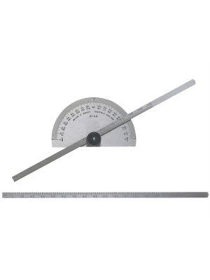 Protractor Type Depth Gauge Metric
