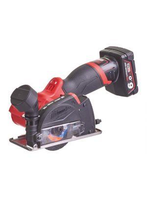 M12 FCOT-622X FUEL™ Cut Off Tool Kit 12V 1 x 2.0Ah & 1 x 6.0Ah Li-ion