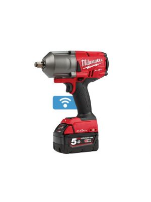 M18 ONEFHIWF12-502X FUEL™ ONE-KEY™ 1/2in Impact Wrench 18V 2 x 5.0Ah Li-ion