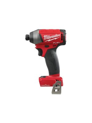 M18 ONEID-0 Fuel™ ONE-KEY™ 1/4in Hex Impact Driver 18V Bare Unit