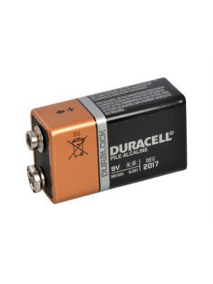 9V Duracell Alkaline Duracell RePack Battery 9VK1