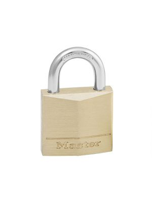 Solid Brass 30mm Padlock 4-Pin