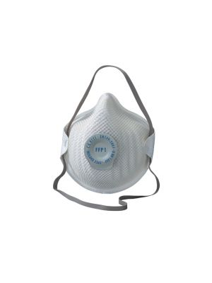 Classic Series FFP1 NR D Valved Mask (Pack 20)