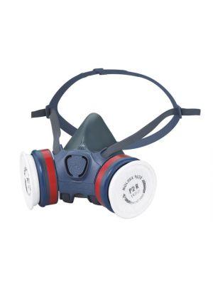 Series 7000 Half Face Mask (Medium) 2 x A1P2 R Filters