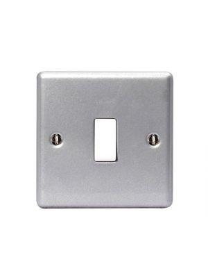 Metal Clad 2-Way 1-Gang Light Switch
