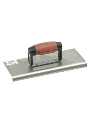 M192SS Cement Edger Stainless Steel Durasoft® Handle 10 x 4in
