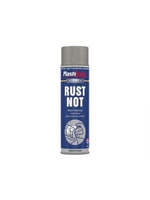 Rust Not Spray Matt Aluminium 500ml