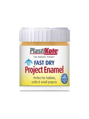 Fast Dry Enamel Paint B11 Bottle Sunshine Yellow 59ml
