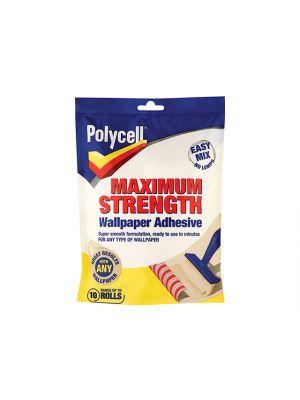 Maximum Strength Wallpaper Adhesive 10 Roll