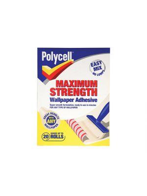Maximum Strength Wallpaper Adhesive 20 Roll