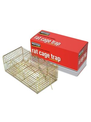 Rat Cage Trap 14in