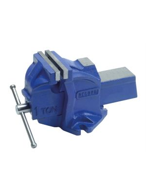1ton-e Workshop Vice 100mm (4in)