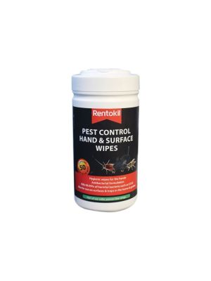 Pest Control Hand & Surface Wipes