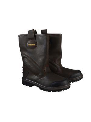 Hurricane Composite Midsole Rigger Boots UK 11 Euro 46