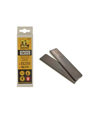 Replacement Blades For Impact Scraper (Pack 2)