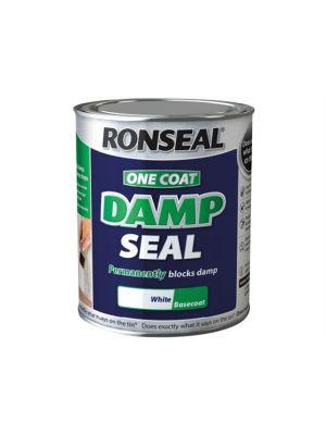 One Coat Damp Seal White 250ml