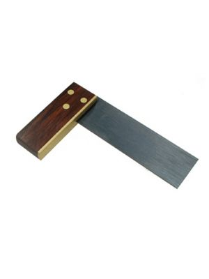 RC423 Rosewood Carpenters Try Square 225mm (8.3/4in)