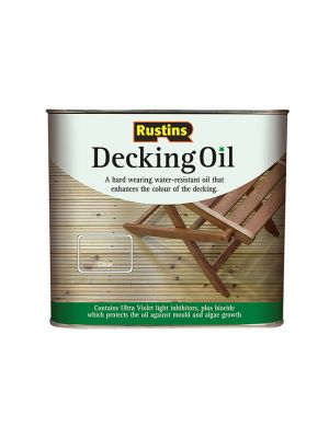 Decking Oil Clear 5 Litre