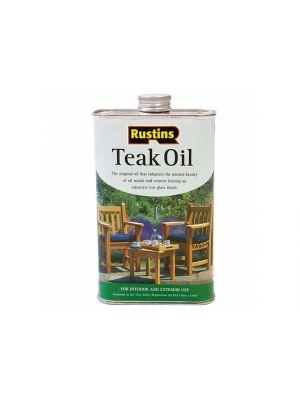 Teak Oil 1 Litre