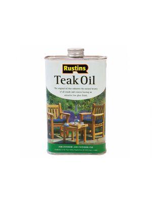 Teak Oil 5 Litre