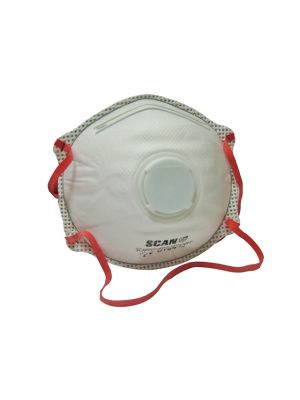Moulded Disposable Valved Masks FFP3 (Pack 10)